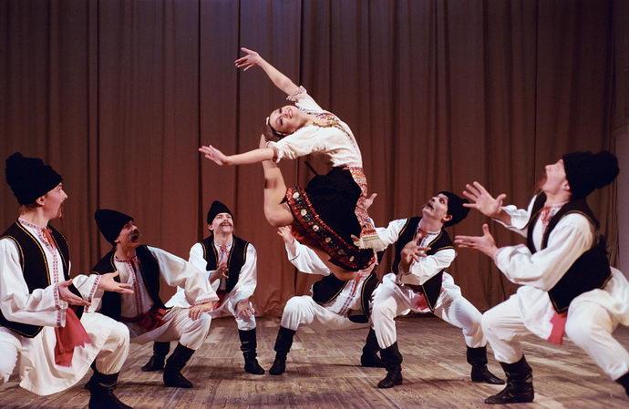 Ансамбль танца Игоря Моисеева