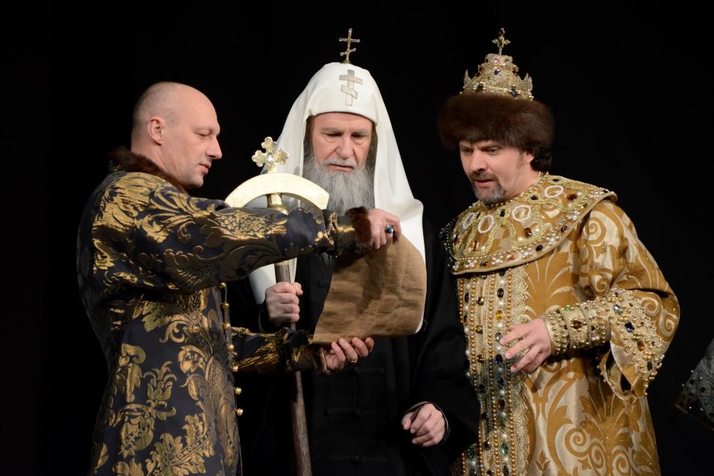 Царь Фёдор Иоаннович
