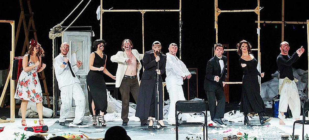 В малом театре состоялась премьера музыкальной драмы дон жуан