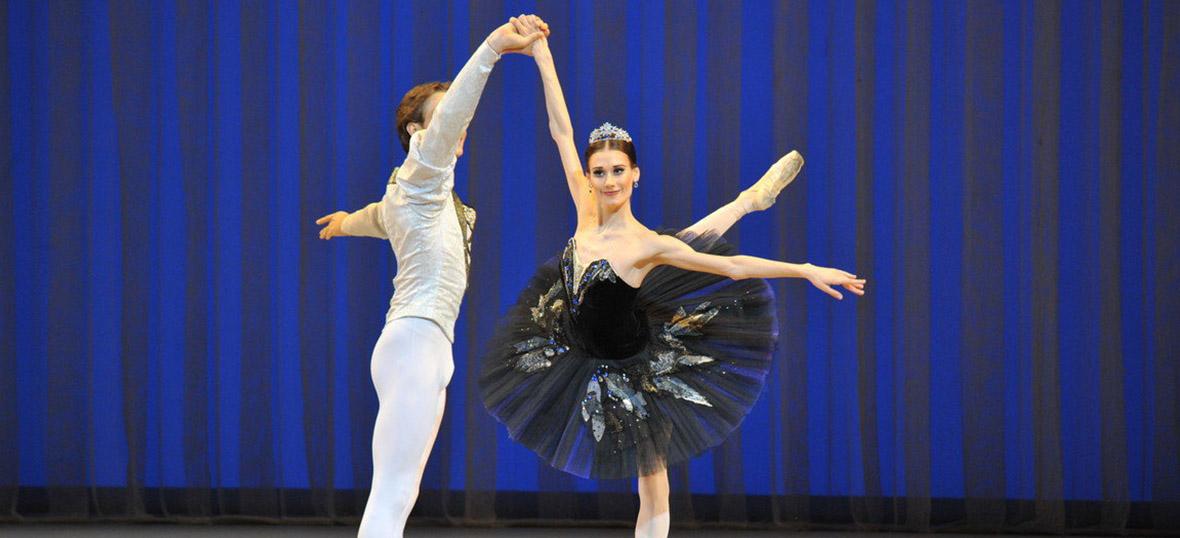 Конкурс большой балет участники 2017