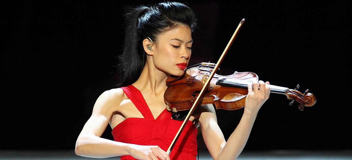 Новая концертная программа Ванессы Мэй