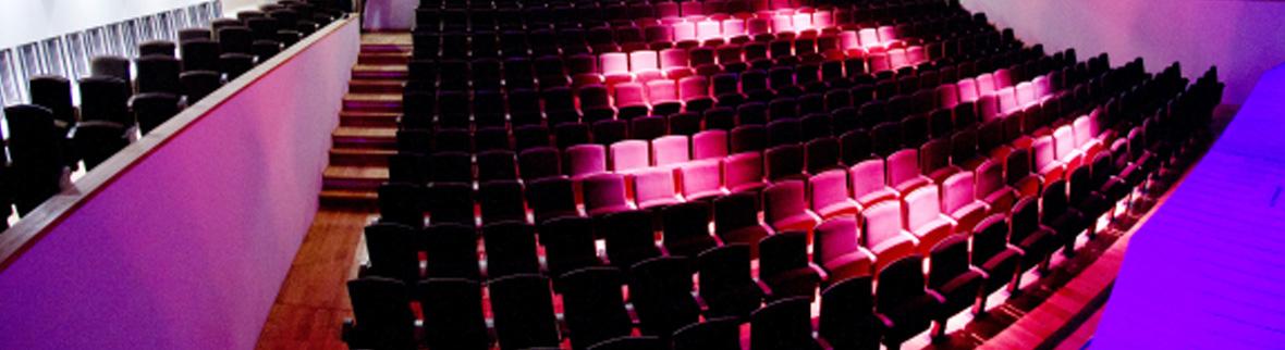 Схема зала театра градского