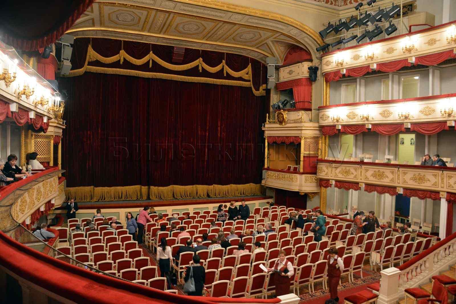 Схема зала малого театра на ордынке фото 582