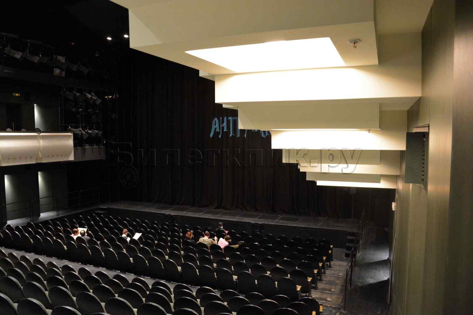 Мастерская фоменко новая сцена большой зал схема