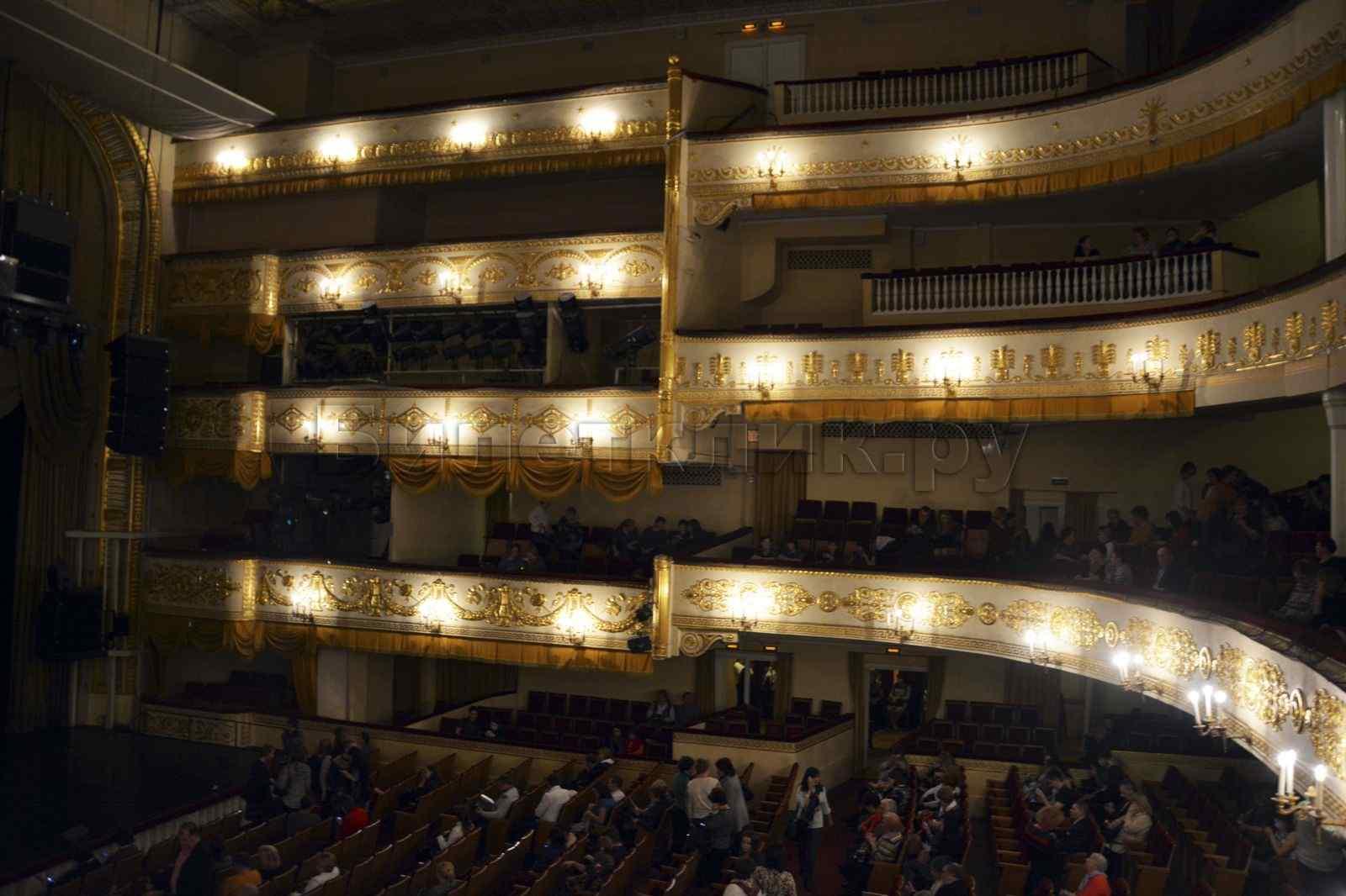 Схема проезда в театр оперетты фото 892